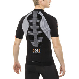 X-Bionic The Trick Kortärmad cykeltröja Herr svart